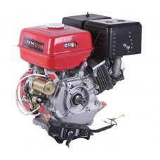 Двигатель 188FE - бензин (под шпонку Ø25мм, 13 л.с.) с электростартером