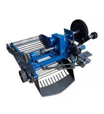 Картофелекопатель вибрационный транспортерный под мототрактор с гидравликой (КК22)