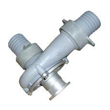 Помпа для воды к мотоблоку WEIMA 1100-6 (диам. патр. 50 мм, алюминий) (ВОМ шпонка)