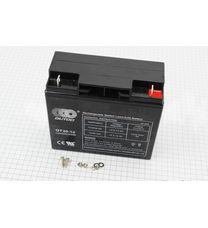Аккумулятор OT20-12 - 12V20Ah, (182/76/165мм)