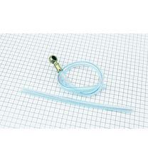 Трубка - шланг топливный L1=450мм, L2=240мм, к-кт 2шт