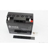 Аккумулятор 12V/18Аh (180/77/165мм)