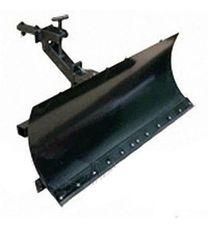 Лопата-отвал на мототрактор с подъемным механизмом