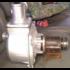 Помпа ременная универсальная для мотоблока (со шкивом, 50 мм)