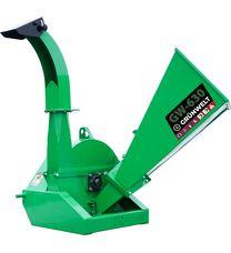 Измельчитель веток GrunWelt GW-630 (до120 мм)