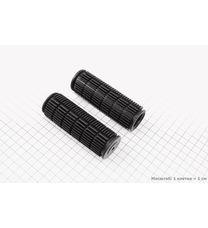 Рукоятки руля комплект 2 шт (178F/186F)