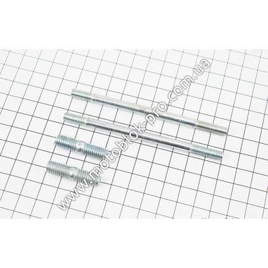 Шпильки карбюратора и выпускного коллектора комплект 4 шт (168F/170F)