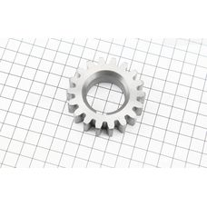Шестерня коленвала малая Z=18 ZS1100