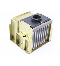 Радиатор 1GZ90 (R195) (алюминий)