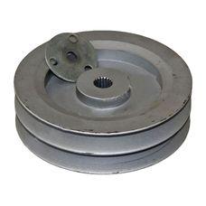 Шкив ведомый D=140 мм под шлиц Z=19 (168F/170F)