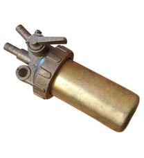 Топливный кран (железный стакан) (R180)