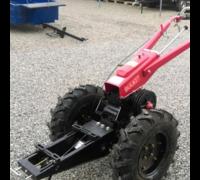 Безмоторный комплект в сборе (КПП+редуктор+ручки+колеса) (R180/R190/R195)