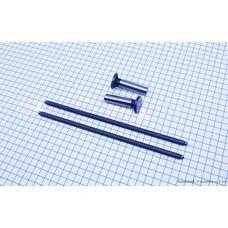 Толкатель + штанга комплект 4 шт (R190)