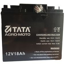 Аккумулятор на мотоблок 18 Аh/12v