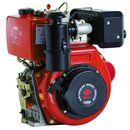 Запчасти на двигатель 188FB (дизельный 12 л.с., 456сс)