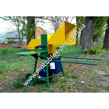 Измельчитель веток и колун ИВиК - 60 под бензиновый двигатель (диаметр до 60 мм) Торнадо