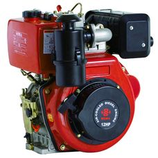 Двигатель Weima WM188FE (шпонка) (старая модификация)