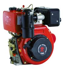 Двигатель Weima WM188FBE (шлицы,съёмный цилиндр) (старый)