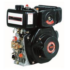 Двигатель Bizon 186FB (шлицы)
