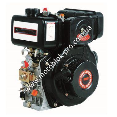 Двигатель Weima WM186FBЕ (шлицы)