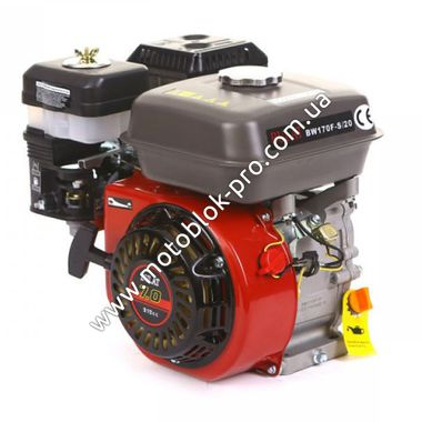 Бензиновый Двигатель Булат BW170F-S/19