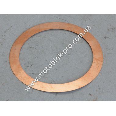 Прокладки головки цилиндра (метал) комплект 5 шт (R170F)