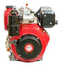 Двигатель Weima WM186FB (шлицы)