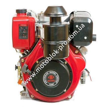 Двигатель Weima WM188FE (шлицы)