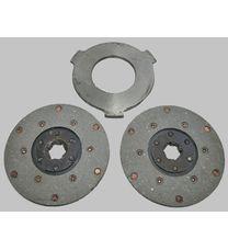 Диски сцепления комплект (мототрактор)