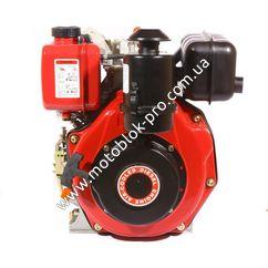 Двигун Weima WM178F (шпонка)