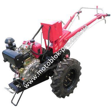 Дизельный мотоблок БУЛАТ WM12Е(R) (двигатель с редуктором)
