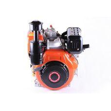 Двигатель Зубр 186FE (шпонка Ø25 mm) с электростартером