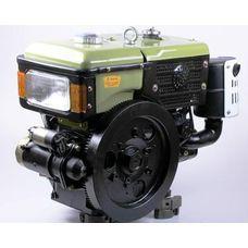 Двигатель Зубр SH195NDL с электростартером
