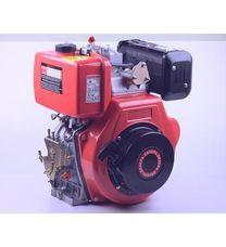 Двигатель Зубр 186F (шлицы)