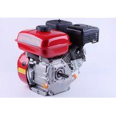 Двигатель Зубр 170F (шлиц 20 мм)
