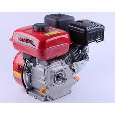 Двигатель Зубр 170F-Rez (резьба D=16 мм - 2 дюйма)