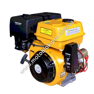 Двигатель Forte F200GE с электростартером