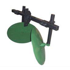 Окучник дисковый Булат Ø 450 мм регулируемый на 2-ой сцепке