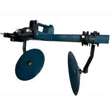 Окучник дисковый Булат Ø 420 мм регулируемый на 2-ой сцепке