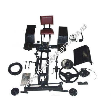 Переоборудование мотоблока в мототрактор (Премиум-1)
