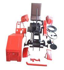 Комплект для переделки мотоблока в трактор (серия EXPERT)
