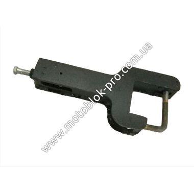 Крепление для плоскореза или окучника Стрела-2 (крабик)