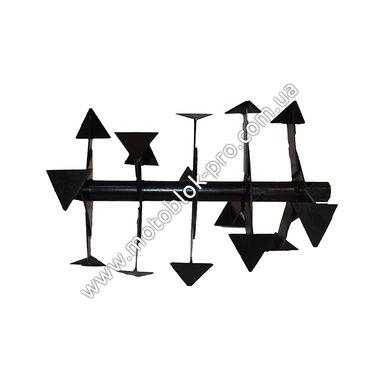 """Фреза универсальная """"гусиные лапки"""" шестигр. 32мм (5 cекций)"""