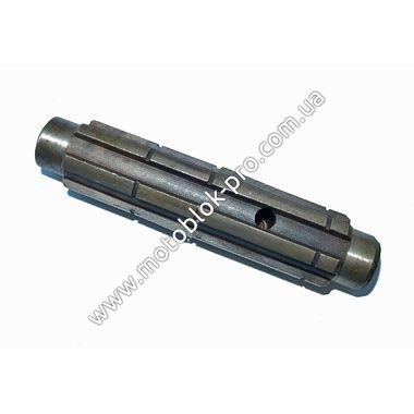 Вал первичный Z-6 L-154mm (на активную фрезу)