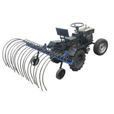 Механические грабли для мототрактора (Полтава) ГР-2