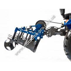 Картоплекопач вібраційний під мототрактор з гідравлікою (Полтава) КК12