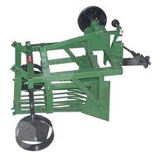Картофелекопатель механизированный КМ-2 (привод-ремень)