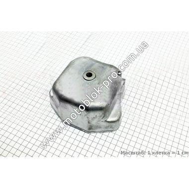 Крышка клапанов (головки) (алюминий) 3 отв. (R195)