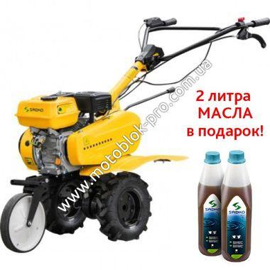 Бензиновый мотоблок Sadko М-500PRO
