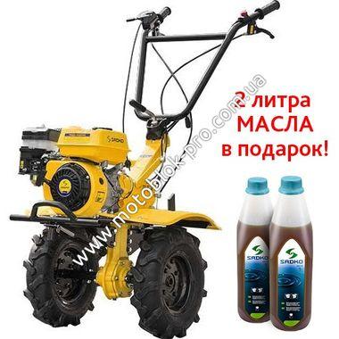 Бензиновый мотоблок Sadko М-900PRO